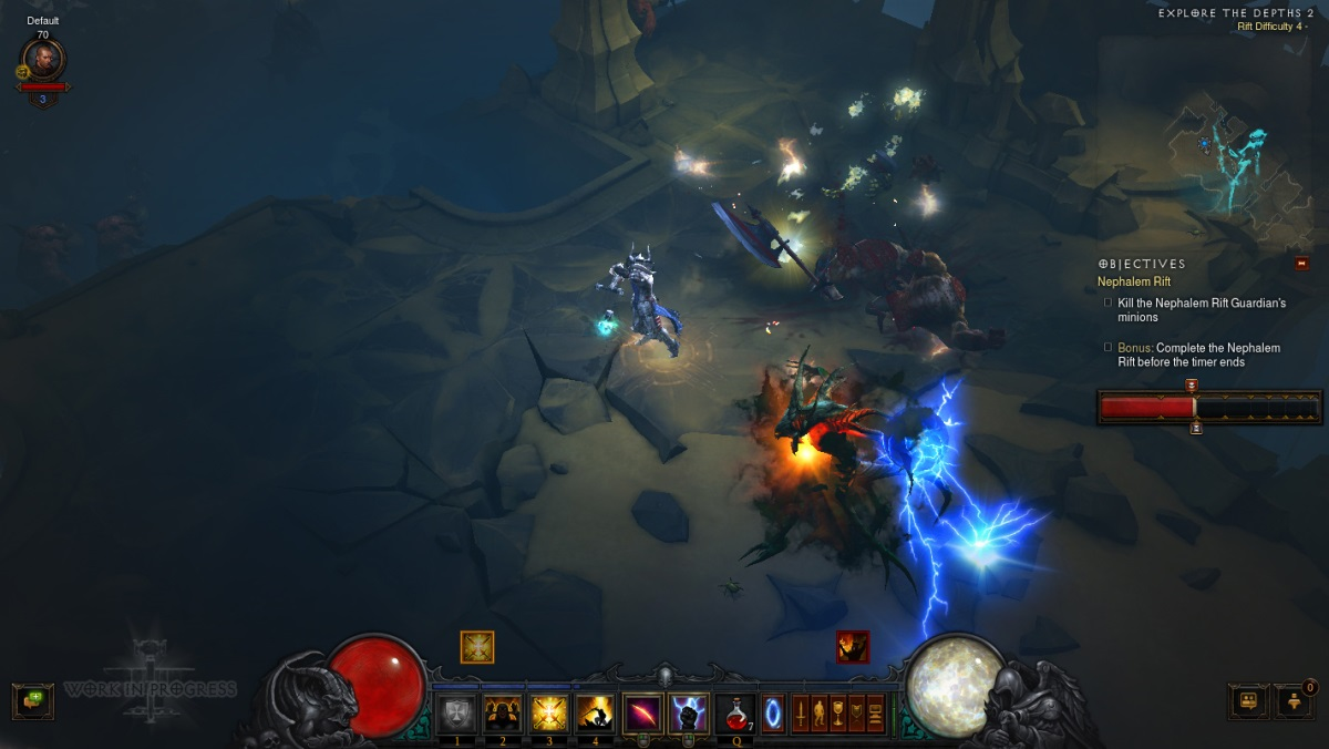 Diablo 3 naked run challenge requirements naked pic