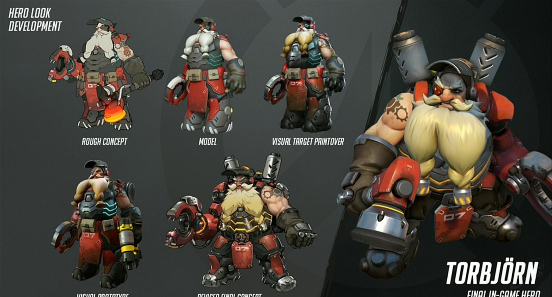Overwatch новые персонажи