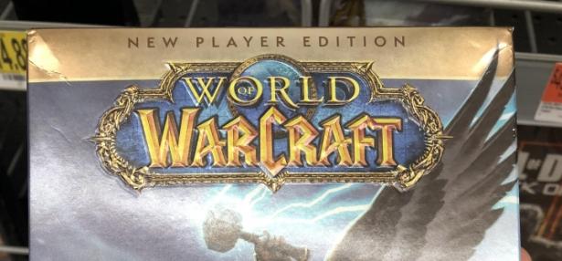 Blizzard выпустили новое коробочное издание WoW для новичков