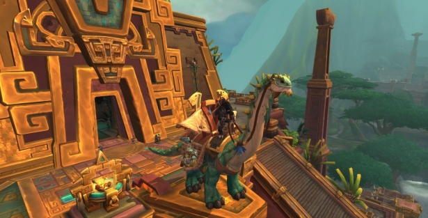 Могучий вьючный брутозавр исчезнет из продажи в Shadowlands