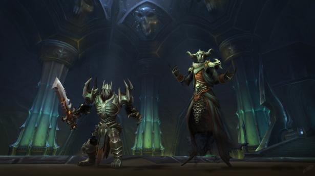 Shadowlands. Обзор башни проклятых Торгаст