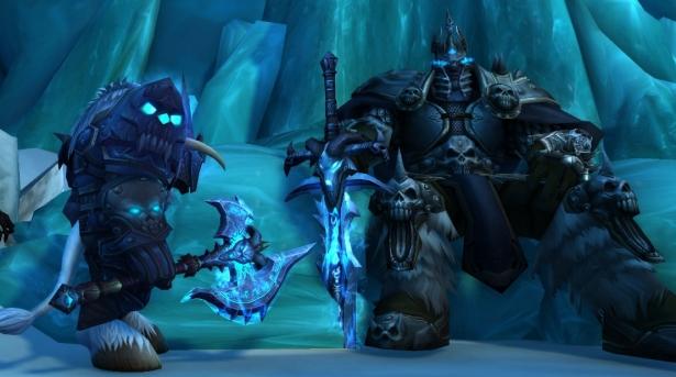 В обновлении 8.3 игроки смогут трансмогрифицировать легендарное оружие