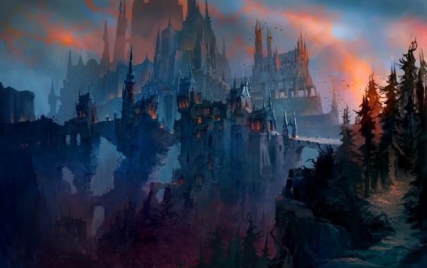 Первым рейдом WoW: Shadowlands станет Замок Нафрия