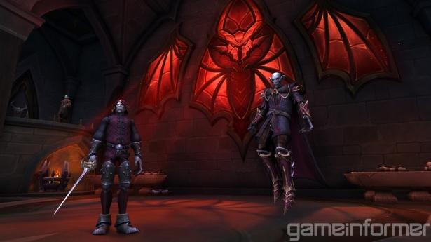 Эксклюзивная экскурсия по Ревендрету в World of Warcraft: Shadowlands