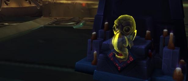 Страшные маски ужасающих видений Н'Зота