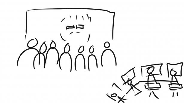 Разработчики Blizzard вновь переживают лучшие воспоминания, рисуя их