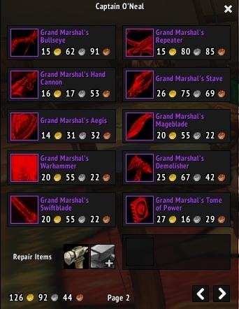 Оружие 14 ранга времен Наксрамаса и комплекты 10 ранга доступны в WoW Classic