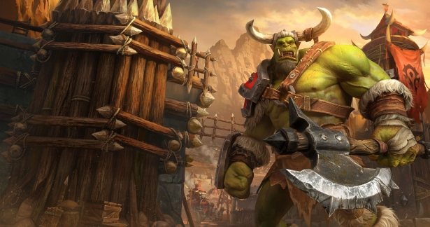 Фоны меню кампаний из Warcraft III: Reforged