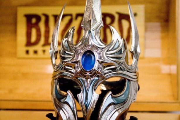 Подарки за выслугу лет в Blizzard в 2019 году