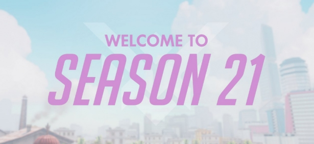 Overwatch. 21 сезон соревновательных игр