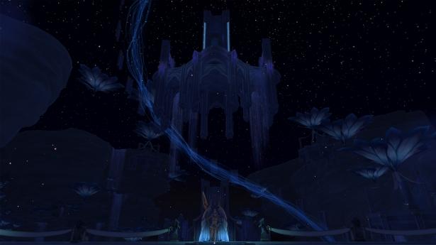 В Темных Землях нет смены дня и ночи