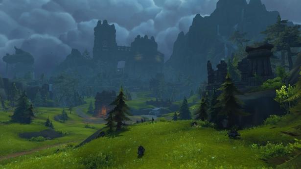 Первые подробности о сплющивании уровней персонажей и предметов в Shadowlands