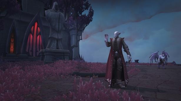 Рыцари смерти, охотники на демонов, союзные расы начинают с 10 ур. в Shadowlands