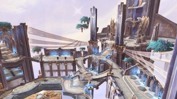 Классовые бонусы к характеристикам будут ослаблены в Shadowlands