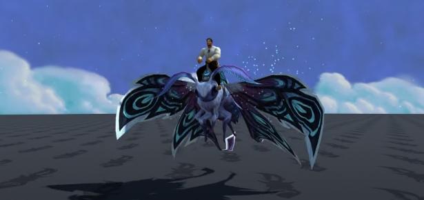 Средства передвижения Shadowlands: Мотылек Арденвельда
