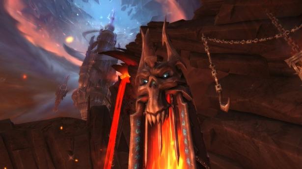 Общие силы анимы в башне проклятых Торгаст