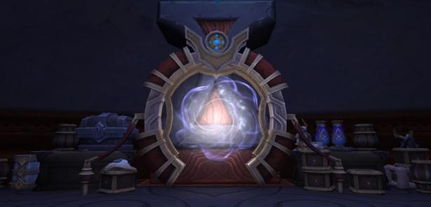 В Shadowlands игроки смогут перемещаться между зонами без экрана загрузки