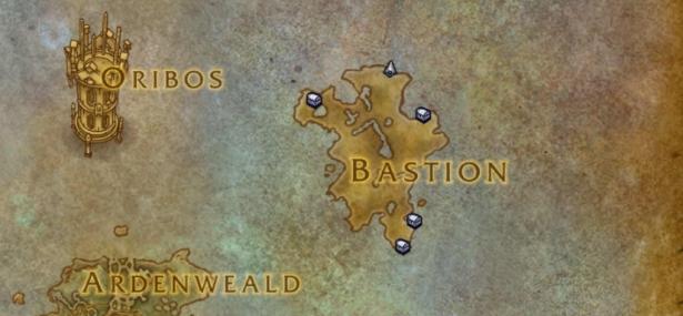 Новая система ларей сокровищ в Shadowlands