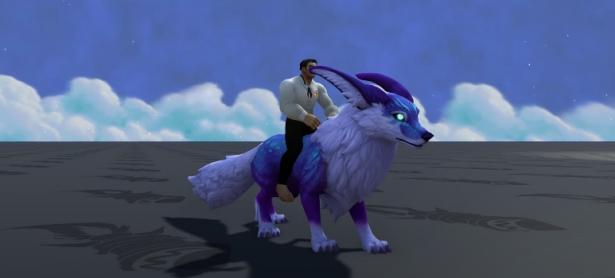 Средства передвижения Shadowlands: Лиловый лис