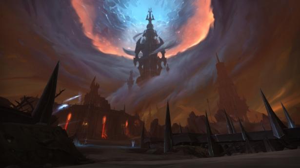 Обзор локации Утроба из Shadowlands