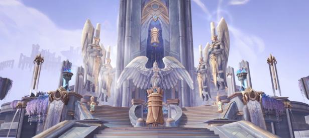 Награды за повышение уровня славы с ковенантом Кирий в Shadowlands