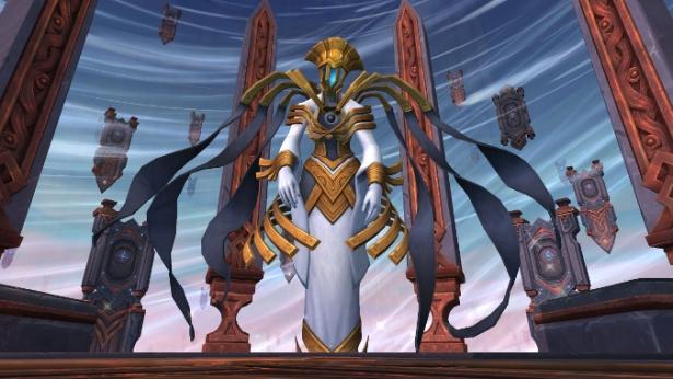 Что из себя представляет Пантеон Смерти в Shadowlands?