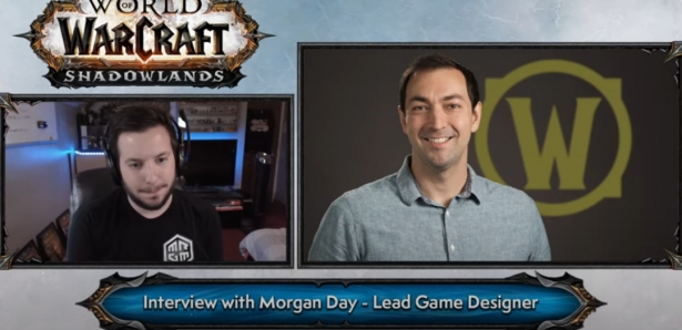 Интервью MrGM с Морганом Деем: Торгаст, наследуемые предметы и легендарные вещи в Shadowlands