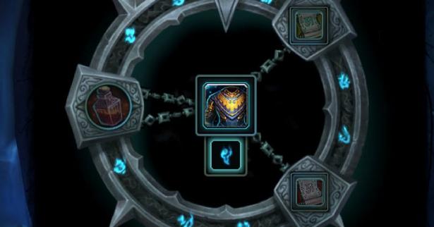 Игроки смогут улучшать свои легендарные предметы в Shadowlands
