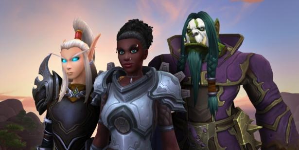 Официальный обзор обновленной настройки персонажей в Shadowlands