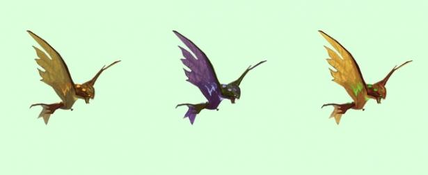В Shadowlands игроки смогут вылупить несколько некроскатов из новых высиживаемых яиц