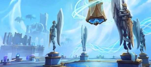 Многие старые зелья перестанут работать на уровнях выше 50 в Shadowlands
