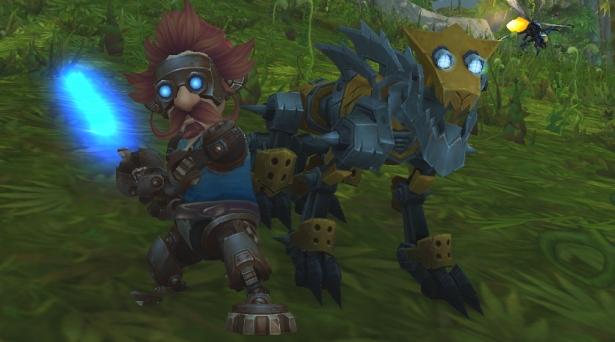 В Shadowlands охотники смогут применять масла к своему оружию