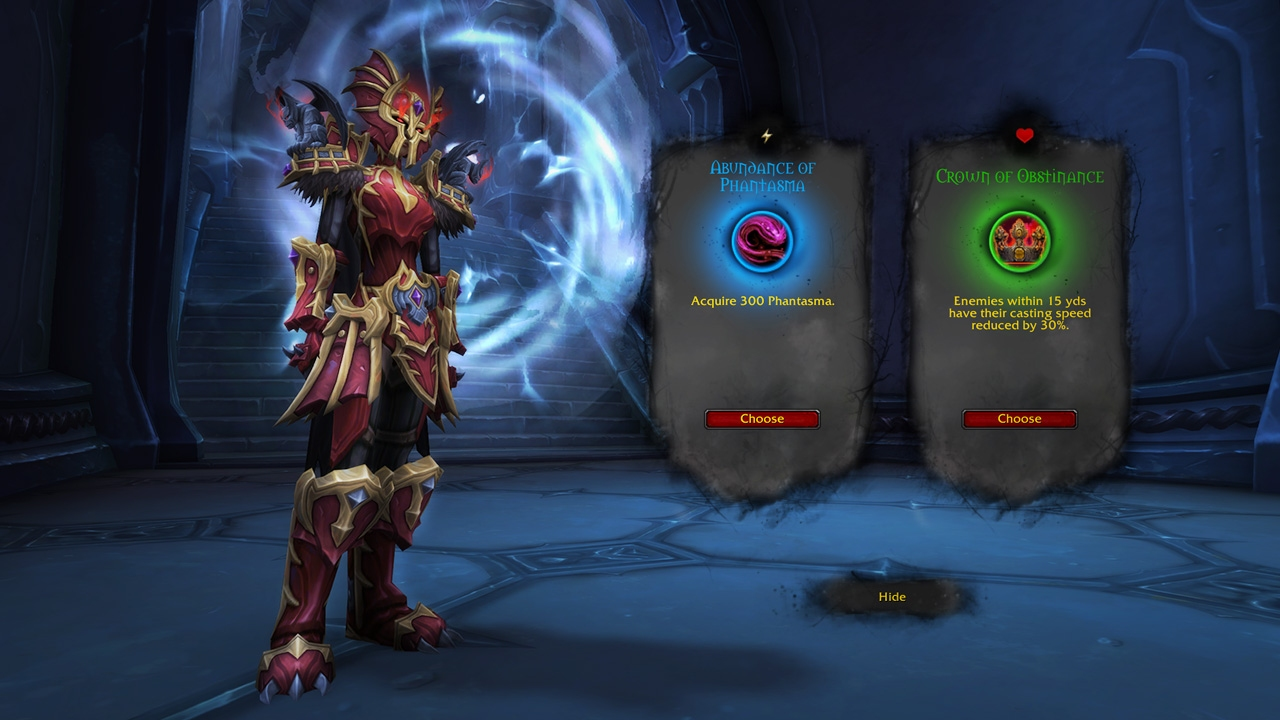 The legacy beast talisman of avenger Legacy of