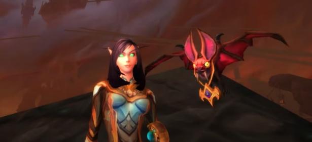 World of Warcraft. Как получить питомца Грехопадский визгунчик